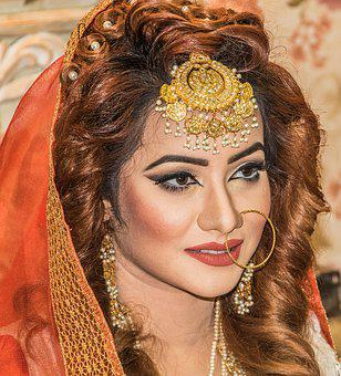 Model, Wedding, Participate, Mumbai, City, India