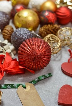 Christmas, Ornament, Borders, Decoration, Celebration