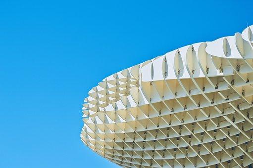 Mushrooms, Encarnacion, Architecture, Seville