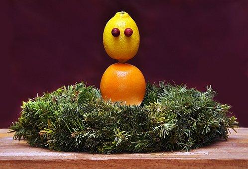 Citrus, Holidays, Vitamin C, Eating, Fruit, Sour, Fresh