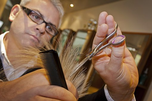 Hair Salon, Hairdresser, Salon, Stylist, Haircut