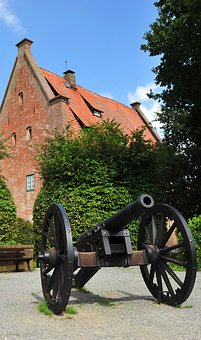 Gun, Germany, Castle, Places Of Interest, Historically