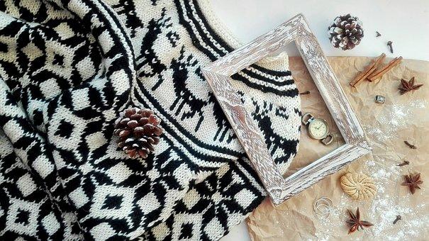 Winter, Sweater, Jacket, Clothing, Closet, Comfort