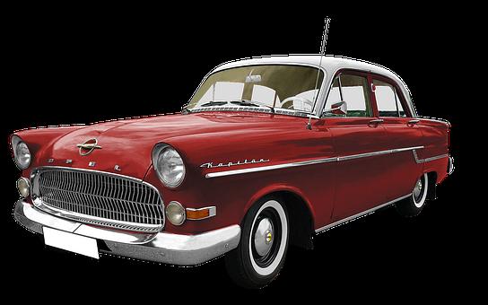 Adam Opel Ag, Opel, Captain, 4türig, Years 1956-1960