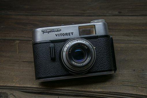 Camera, Analog, Old Camera, Photograph, Analog Camera