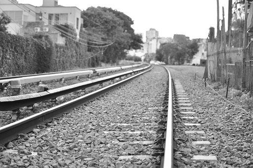 Track, Railroad Track, Train Track, Rail Traffic