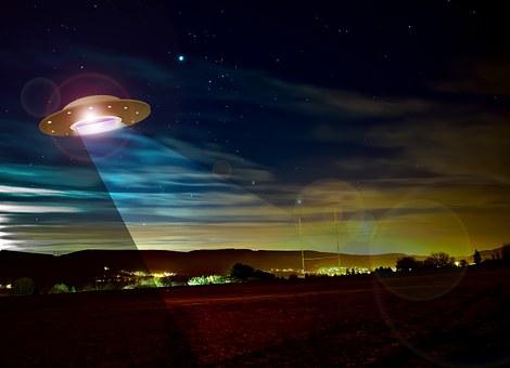 Ufo, Alien, Spaceship, Space, Science, Flying, Universe