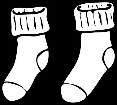 Socks, Clothing, Set, Accessories, Cotton, Foot, Warm