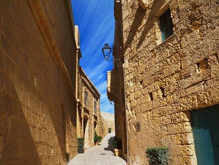 Gozo, Malta, Maltese, Valletta, Maltese Island, Citadel