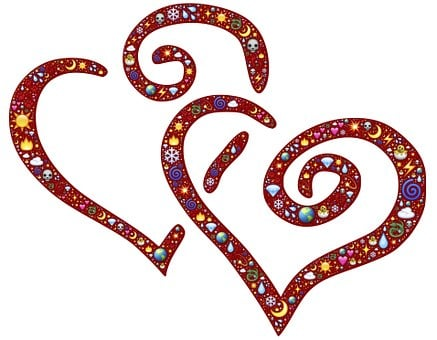 Hearts, Spirit, Relationship, Together, Mutuality