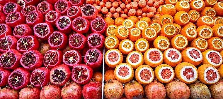 Fruit, Food, Greet, Wallpaper, Juicy, Oranges
