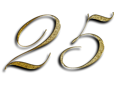 Pay, 25, Gold, Font, Training, 5, 2, Learn, Golden