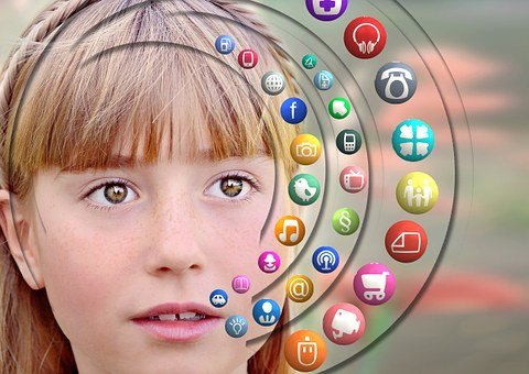 Girl, Child, Youth, Teen, Face, Head, Question Mark