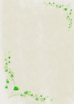 Stationary, Letter, Wishes, Decoration, The Background