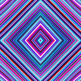 Geometric, Abstract, Diagonal, Thin, Blue, Pink, Lines
