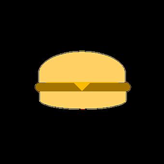 Burger, Food, Hamburger, Cheeseburger, Snack, Meal
