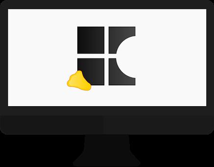 Monitor, Informatics, Windows, Microsoft, Apple, Linux