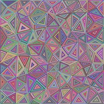 Background, Mosaic, Pattern, Polygon, Polygonal