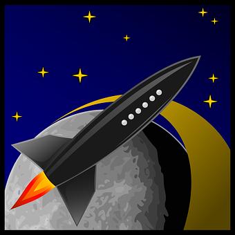 Science Fiction, Sci Fi, Sci-fi Logo, Cover, Space