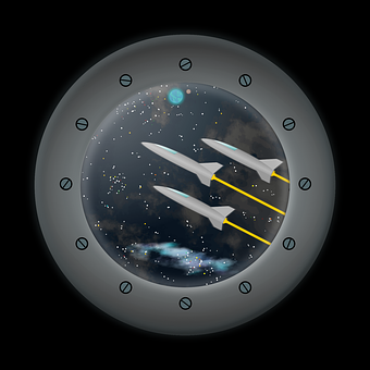 Science Fiction, Logo, Cover, Spaceship, Adventure
