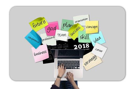Bulletin Board, Stickies, Business, Career, Start Up