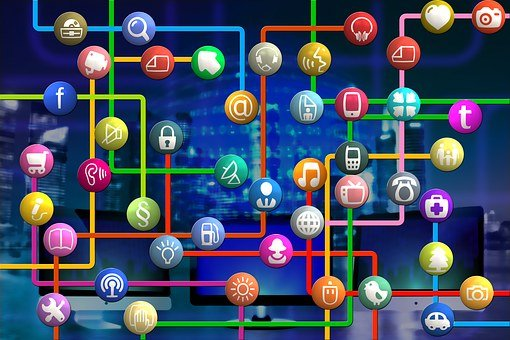Icon, Circle, Tree, Structure, Networks, Internet