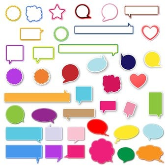 Speech, Bubbles, Design, Talk, Communication, Message