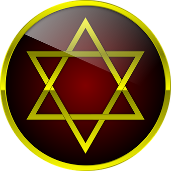 Solomon, Hexagram, Symbol, Star, Seal, Sign