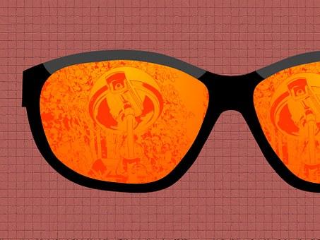 Sunglasses, Surveillance, System, Vigilance, Watchful