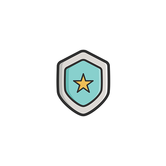 Shield, Icon, Sign, Security, Protection, Symbol