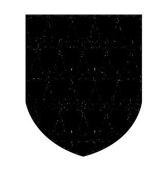 Ermine, Heraldry, Coat Of Arms, Black, White, Symbols