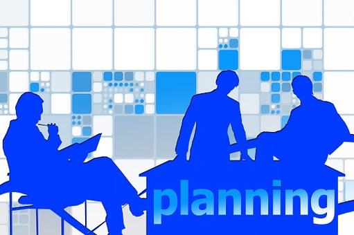 Businessmen, Personal, Desk, Team, Cooperation