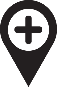 Pointer, Map, Icon, Gps, Marker, Travel, Business, Sign