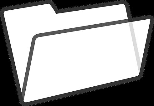 Folder, File, Icon, Archive, Storage, Symbol, Documents
