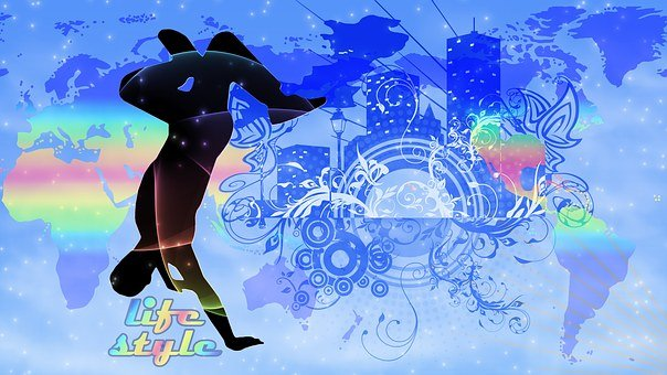 Brakedance, Pover Msy, Dancer, Silhouette, Posture, Boy