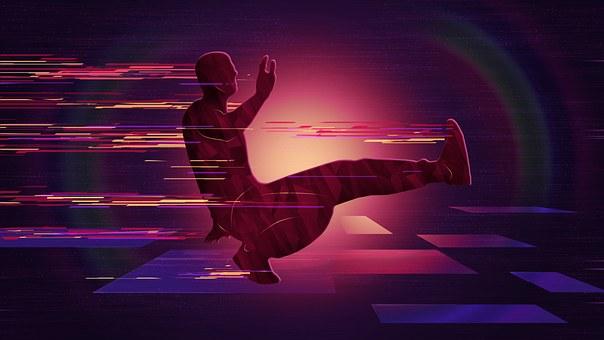 Brakedance, Break Dance, Footwork, Dancer