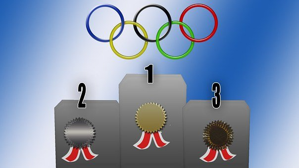 Olympiad, Winning Stairs, Olympia, Olympic Games