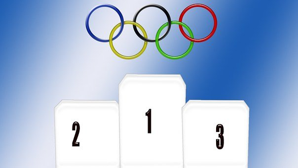 Olympiad, Winning Stairs, Olympia, Olympic, Games