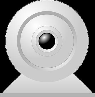 Camera, Hal, Hal 9000, Eye, Security, Black, Off