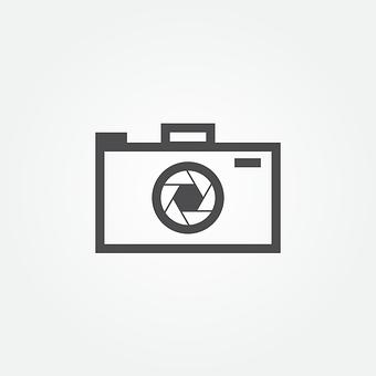 Camera, Icon, Symbol, Photo, Black, Design, Sign, Web