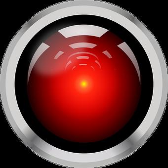 Hal, 9000, Camera, Optical, Computer, Science Fiction