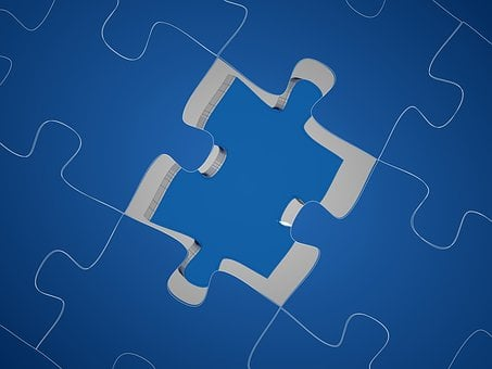 Puzzle, Conceptual, Design, Abstract, Idea, 3d