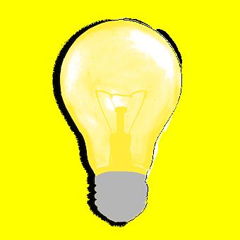 Light Bulb, Inspiration, Ideas, Innovation, Creativity