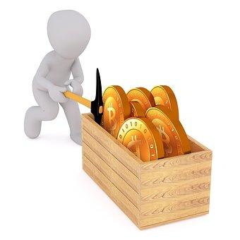 Bitcoin, Mining, Mines, Electronic Money