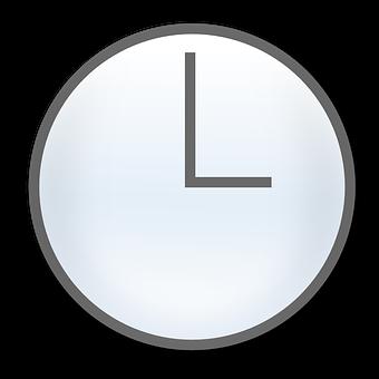 Clock, Time, Stopwatch, 3, Hour, Minute, Deadline