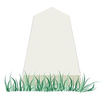 Grave, Stone, Shovel, Cemetery, Death, Set, Dead