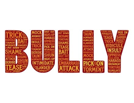 Bully, Attack, Aggression, Bullying, Abuse, Tease