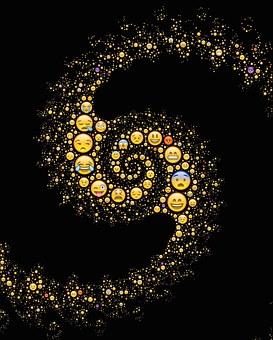 Emoticons, Emojis, Emotions, Feelings, Faces