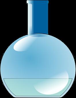 Flask, Lab, Chemistry, Chemicals, Transparent, Glass