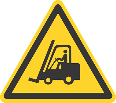 Forklift, Fork, Lift, Fork Removal, Warning